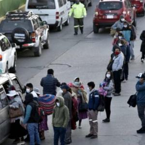 Bolivia: Preocupación de la Iglesia por la precaria situación de muchas familias