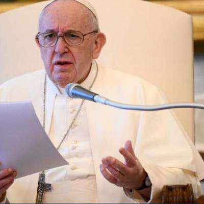 Francisco: Dios, el verdadero Compañero de camino de los seres humanos