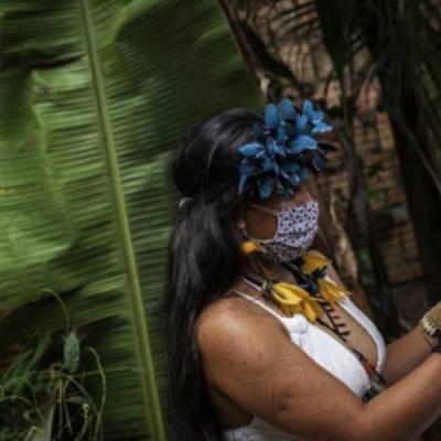 #TodosSomosAmazonía: Campaña de religiosos de Latinoamérica contra efectos de covid-19