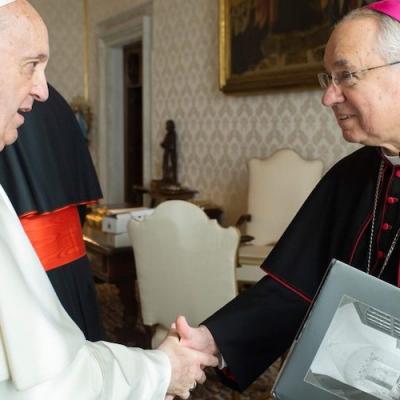 George Floyd: El Papa transmite su cercanía a la Iglesia de Estados Unidos