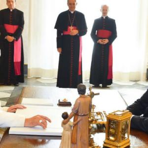 Jornada Mundial del Medio Ambiente: Carta del Papa al presidente de Colombia