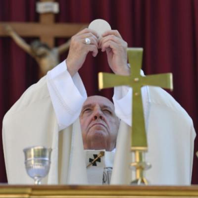 Corpus Christi: El Papa celebrará la Misa en la basílica de San Pedro