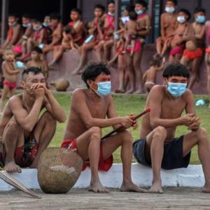Brasil: Consejo Misionero Indígena denuncia vetos presidenciales por ir contra indígenas