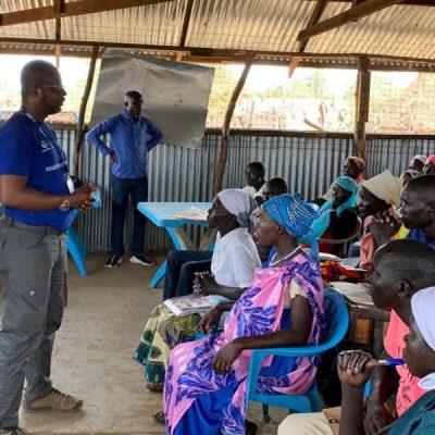 Servicio Jesuita a Refugiados, 40 años de acompañamiento: André Atsu