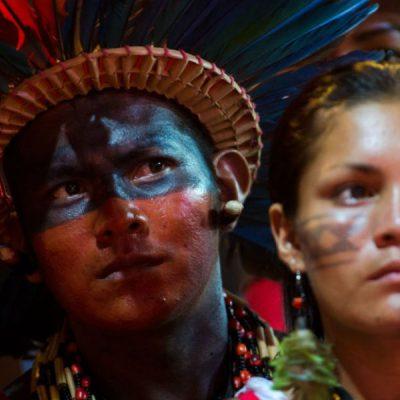 Los pueblos amazónicos lanzan un grito de vida, más fuerte que todas las voces de muerte