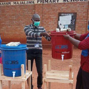 Tanzania: Apoyo a refugiados burundeses en la crisis de COVID-19