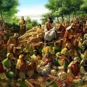 No podemos comer tranquilos nuestro pan y nuestro pescado mientras junto a nosotros hay hombres y mujeres amenazados de tantas «hambres»