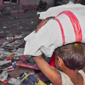 Contaminación: 1 de cada 3 niños envenenados por el plomo