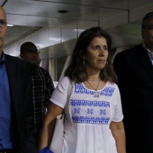 Gobierno de Venezuela canceló la expulsión de la embajadora de la UE