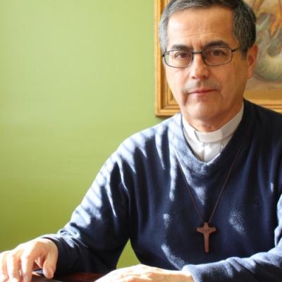 Administrador apostólico Sergio Pérez de Arce, será ordenado obispo de la Diócesis de Chillán