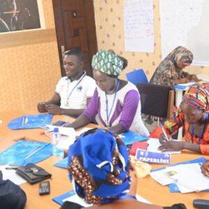 Nigeria: Mujeres refugiadas y desplazados internos mejoran la seguridad alimentaria