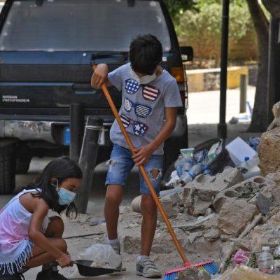 Líbano: UNICEF advierte sobre la crítica situación de los niños tras las explosiones