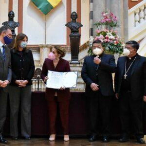 Bolivia. Iglesia dispuesta al diálogo y a la búsqueda de paz