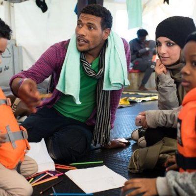 El Papa apoya un proyecto europeo para lograr una migración más humana
