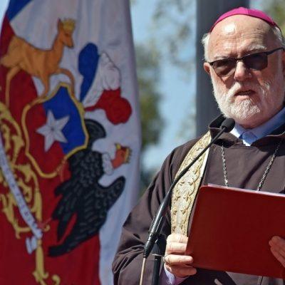 Celestino Aós pidió diálogo con acuerdos generosos en Te Deum