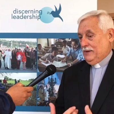Liderazgo discerniente. Padre Arturo Sosa desvela las claves de un liderazgo constructivo