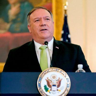 El Secretario de Estado de EE.UU. de gira por Europa