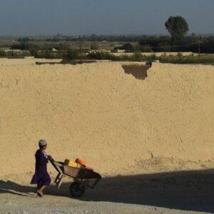 Niños víctimas del conflicto en Afganistán