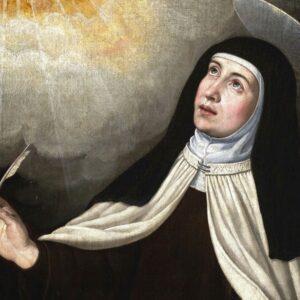 A ti Teresa, la de Jesús