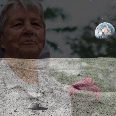 Polvo lunar