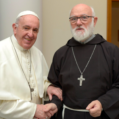 Monseñor Celestino Aós, nuevo Cardenal