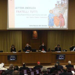 """Presentación de la nueva Carta Encíclica """"Fratelli tutti"""""""