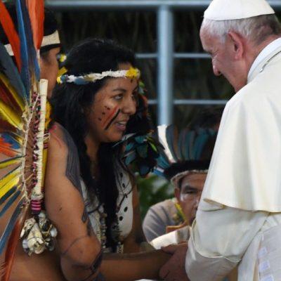 """Una lectura de """"Fratelli tutti"""" desde la Amazonía"""