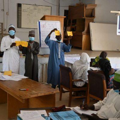 Nigeria: El Servicio Jesuita a Refugiados forma a docentes afectados por Boko Haram