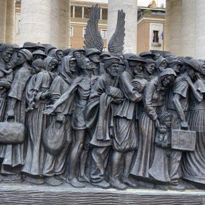 El Papa Francisco conmemora el 40 aniversario del Servicio Jesuita a Refugiados