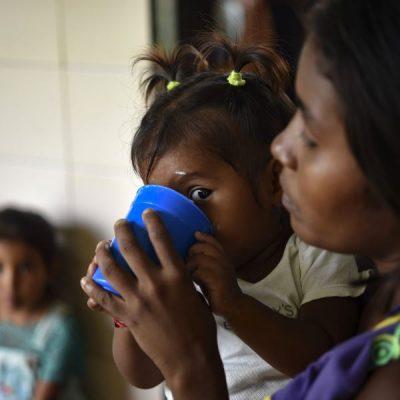 Covid-19: La pandemia acelera la desnutrición en el mundo; poblaciones en riesgo