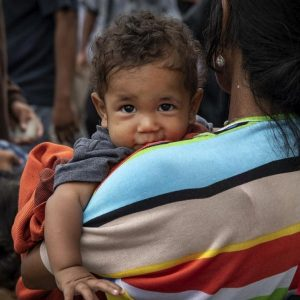 'Pies para que te tengo': Informe sobre refugiados de Venezuela