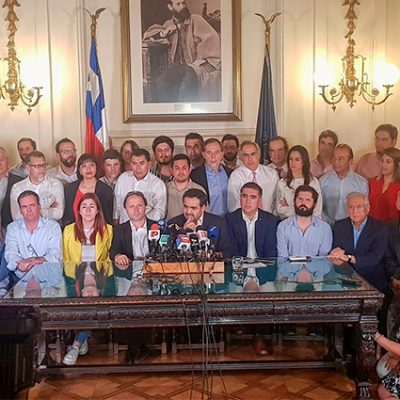 Comentario Nacional, Mensaje 694. «El poder de las palabras: De la Quinta a la Sexta República chilena»