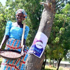 Servicio Jesuita a Refugiados Nigeria: Sarah, trabajando de nuevo tras el desplazamiento