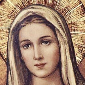 María espera