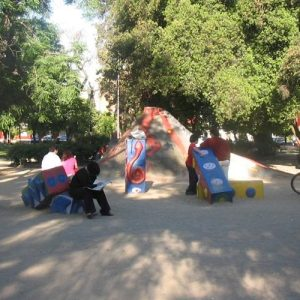Plaza Brasil, bautismo de humanidad