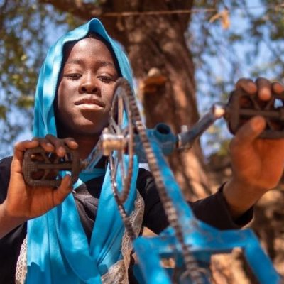 Chad: Asegurándonos que los niños y niñas discapacitados no se queden atrás