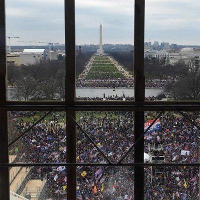 «Obispos de EE.UU. condenan el asalto al Congreso y piden una transición pacífica»