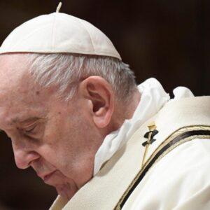 Francisco reza por los venezolanos probados por la pandemia y la pobreza