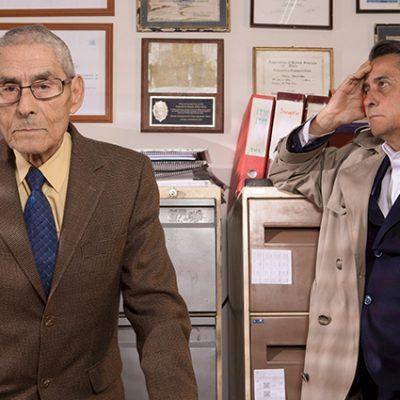 Revista Mensaje Nº 696. «El agente topo: La mirada del otro»