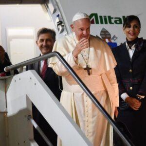 Grecia, Chipre y Hungría, los próximos destinos del Papa para 2021