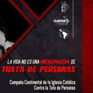 Lanzada Campaña Latinoamericana contra la Trata: La vida no es un objeto al que se le pone precio
