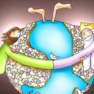Dios ama al mundo es la afirmación que recoge el núcleo esencial de la fe cristiana
