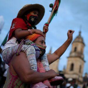 Colombia: Obispos denuncian grave situación humanitaria de pueblos indígenas
