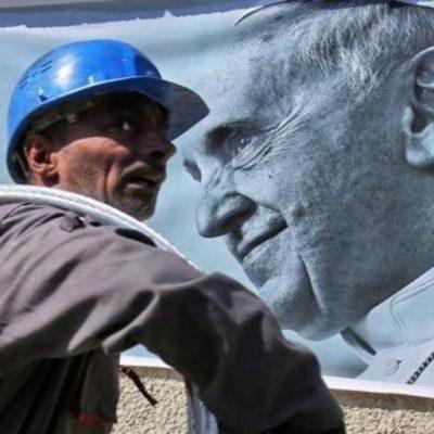 «Por primera vez en su pontificado, Francisco utilizará un auto blindado durante sus traslados en Irak»