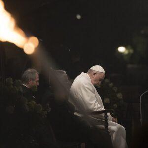 Celebraciones presididas por el Santo Padre en la Semana Santa