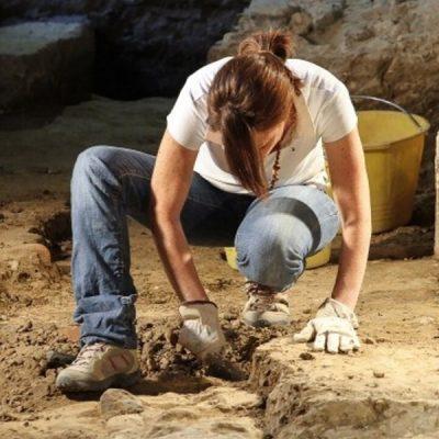 Arqueólogos de Dios