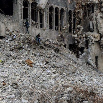 Irak: Un futuro por escribir más allá de los escombros de las guerras