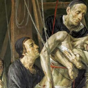 La reconstrucción de Cristo