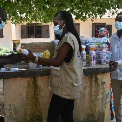 El Servicio Jesuita a Refugiados pide equidad en la distribución de vacunas