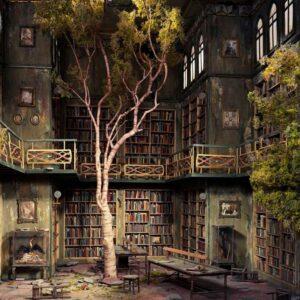 Mientras haya libros, habrá esperanza